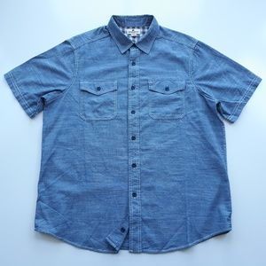 Woolrich Mens Cotton Shirt Size L